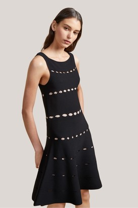 French Connection Ruby Crepe Knit Dress