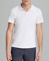 Theory Boyd Census Solid Pique Polo - Slim Fit