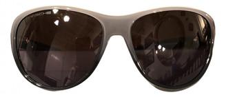 Porsche Design Grey Plastic Sunglasses