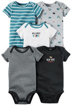 Carter's 5-Pack Original Bodysuits