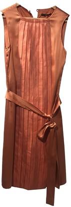 BOSS Orange Silk Dress for Women
