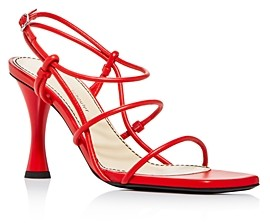 Proenza Schouler Women's Kid Strappy High-Heel Sandals