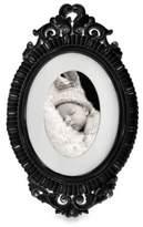 Argento SC Black Distressed 4-Inch x 6-Inch Matte Bella Frame