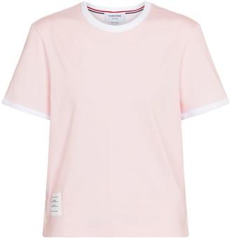 Thom Browne Cotton jersey T-shirt