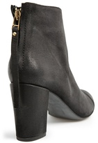 MANGO Coated Suede Ankle Boots