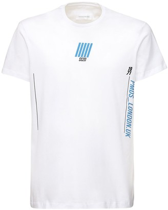 Premium Mood Denim Nils Printed Cotton T-shirt