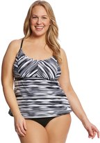adidas Women's Blend a Hand Tankini Top 8151403