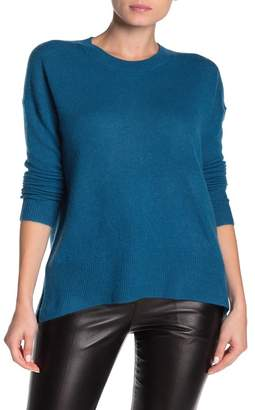 Magaschoni M Long Sleeve Cashmere Pullover