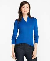 light blue cashmere sweater - ShopStyle