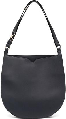 Valextra Large Hobo Weekend Bag