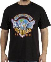 FEA Men's Van Halen 1984 Tour Of The World Men's T-Shirt 3XLT