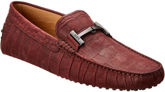 Tod's Gommino Leather Loafer