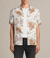 AllSaints Sumatra Short Sleeve Shirt