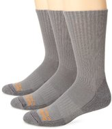 Timberland Men's Pro Crew Cool Touch Blend 3 Pack Socks