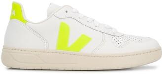 Veja V-10 low-lop sneakers