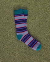 Ted Baker Striped cotton socks