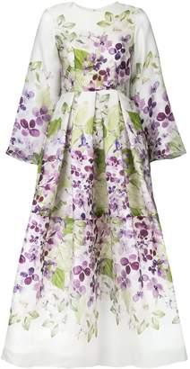 Bambah Iris maxi gown