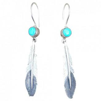 Gas Jeans Penna Silver Silver Earrings