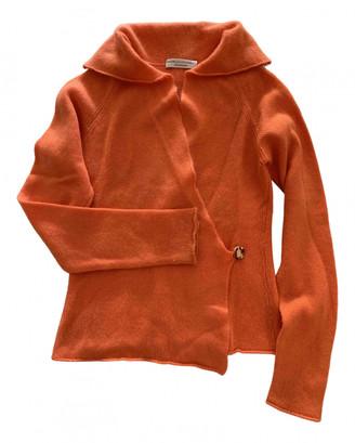 Brunello Cucinelli Orange Cashmere Knitwear