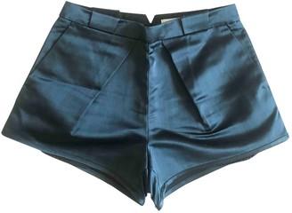 J. Lindeberg Blue Shorts for Women