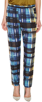 Trina Turk Gloria Plaid Pant