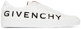 Givenchy Urban Steel Logo Sneaker White