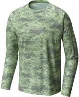 Columbia Solar Shade Printed Long Sleeve Shirt - Men's