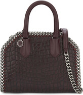 Stella McCartney Mock-croc cross-body bag
