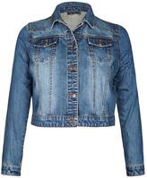 City Chic Classic Denim Jacket