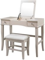 Linon Jackson 2-piece Vanity Set