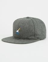 Lrg Giraffe United Mens Strapback Hat