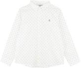 Petit Bateau Boys print shirt