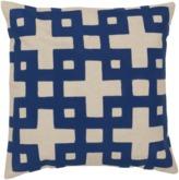 Apt2B Glenhurst Toss Pillow COBALT