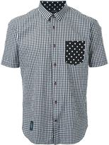 GUILD PRIME polka-dot pocket shirt - men - Cotton - 1