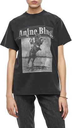 Anine Bing Graphic Tee