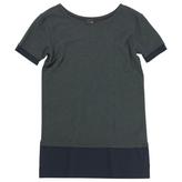 Fendi Grey Wool Dress