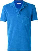 Orlebar Brown chest pocket polo shirt - men - Cotton - M