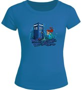 Ripple Junction Doctor Who For Ladies Womens T-shirt Tee Tops