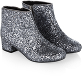 Monsoon Super Glitter Ankle Boot Shoe