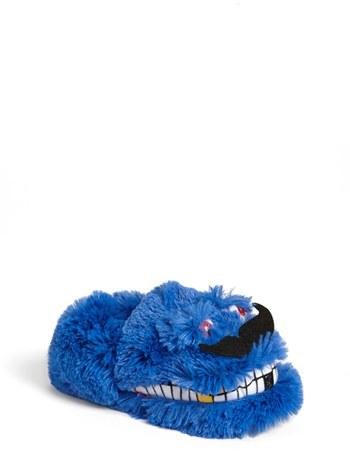 Stride Rite 'Mustachio' Slippers (Toddler & Little Kid)