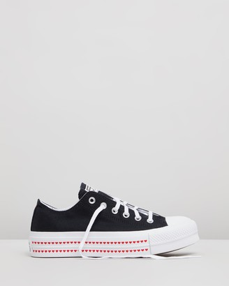 Converse Chuck All Star Lift Love Canvas - Women's