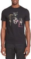 Paul Smith Men's 'Beasts' Graphic T-Shirt