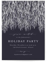 Minted Swank Soiree Holiday Party Invitations