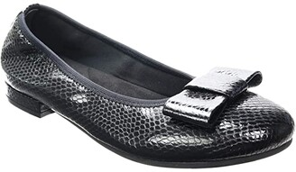 David Tate Tamis (Black Snake Print) Women's Shoes