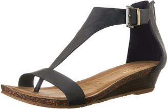 Kenneth Cole Reaction Women's Great Gal T-Strap Wedge