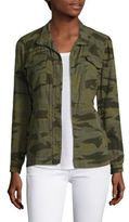 Splendid Camo Military Jacket