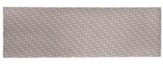 East Urban Home Geometric Ombre Moccasin/Purple Area Rug Rug Size: Rectangle 2' x 3'