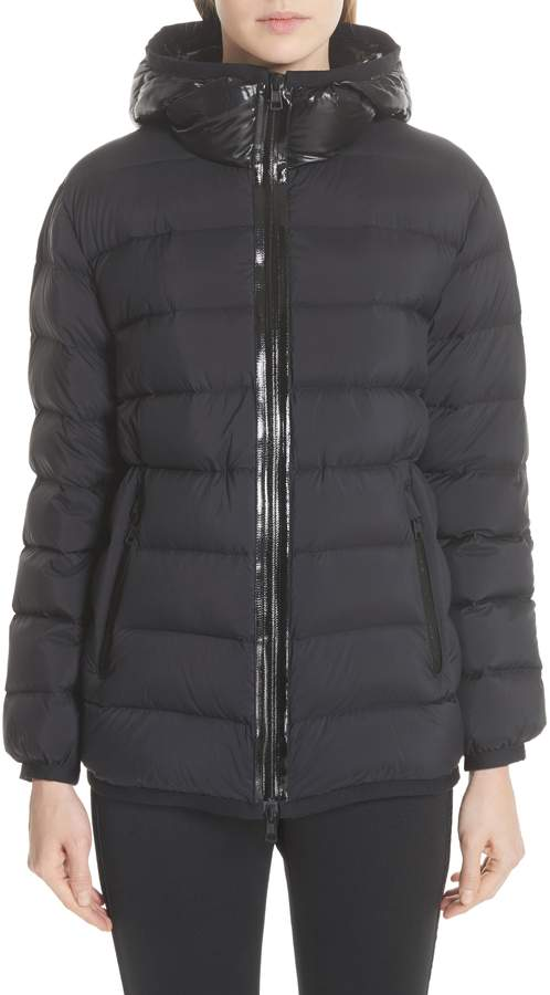 Goeland Quilted Down Jacket
