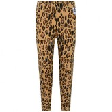 Mini Rodini Mini RodiniGirls Leopard Print Leggings