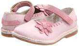Aster Kids - Vizira (Toddler/Youth) (Lilac Leather/ Suede) - Footwear